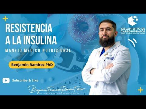 Dieta para la resistencia a la Insulina. - YouTube