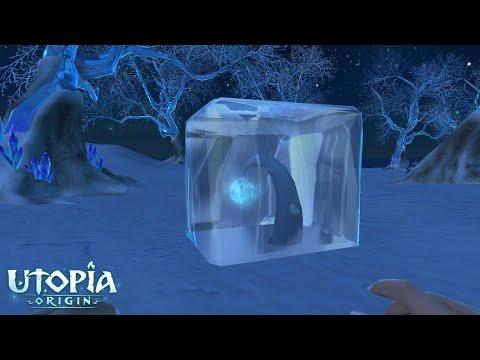 Utopia Origin หญ้ามังกรน้ำแข็ง ประจำวัน | Frost Dragon Grass Daily