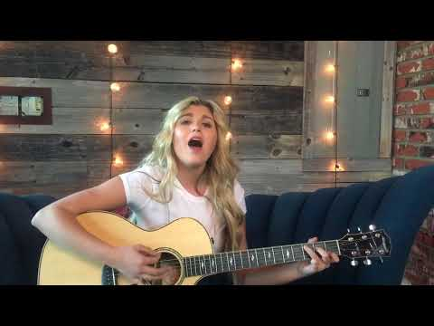 Brennley Brown sings live Original song