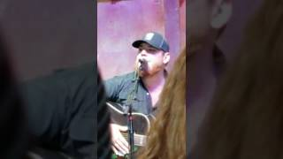 Luke Combs - Brand New Man (Brooks and Dunn cover) CMA Fest 6/11/2017