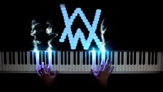 Alan Walker - Faded [INSANE Piano Cover]