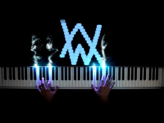 Alan Walker - Faded (PianoFX Cover)