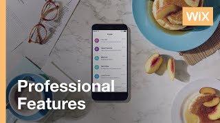 Wix.com   Introducing the New Wix App