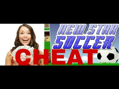 New Star Soccer Hack! | Introducing the cheat + GAMEPLAY #1