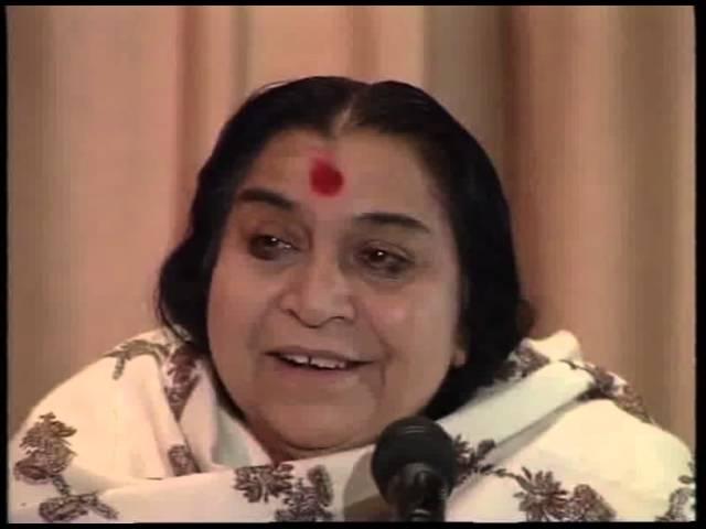 Beginners 18 - Shri Mataji Public Program 1990; Self Realization; English Only; Sahaja Yoga