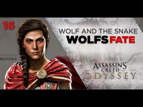 Assassins Creed Odyssey Gameplay | Wolf and the Snake - The Wolfs Fate [16] 1