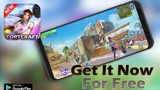 How to Download Fortcraft On Android Device || Apk Data || Hindi