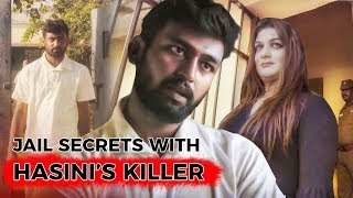 Nail Biting: Hasini\'s Killer Dasvanth Conversation Inside the Jail- Apsara\'s Unmaking of a Monster