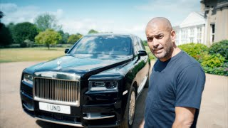 Chris Harris vs the £250k Rolls-Royce Cullinan | Top Gear: Series 27