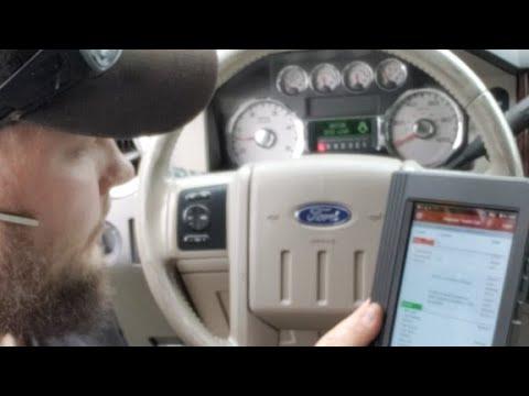 2008 F250 Random Stall With Crank No Start - Okebiz Video