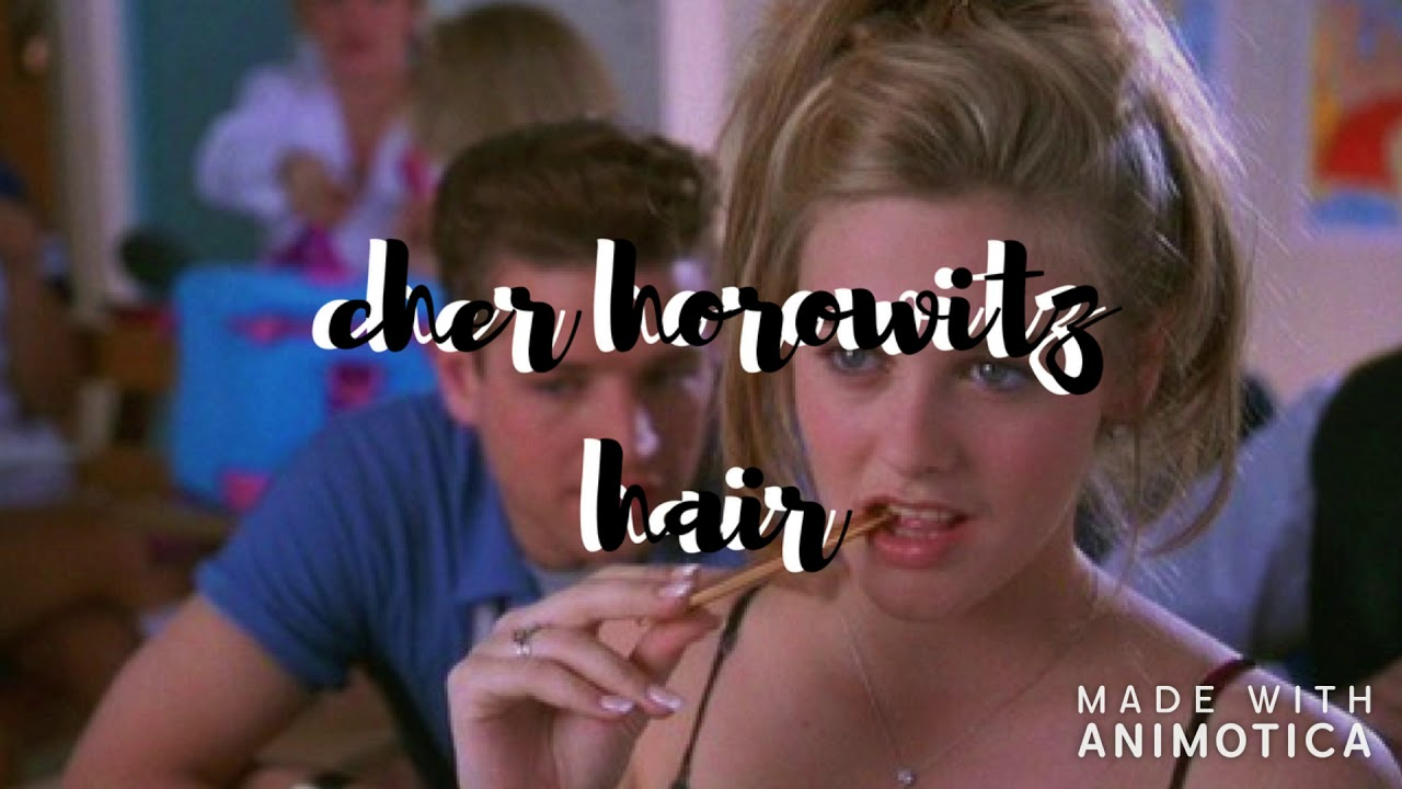 hair like cher from clueless || subliminal
