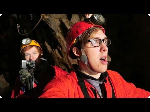 Exploring Postojna Cave, Slovenia! | Evan Edinger Travel