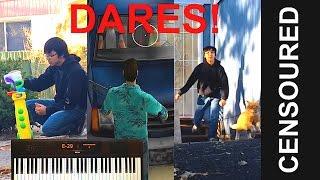 I Do Your Dares! (300 Subscriber Special!)