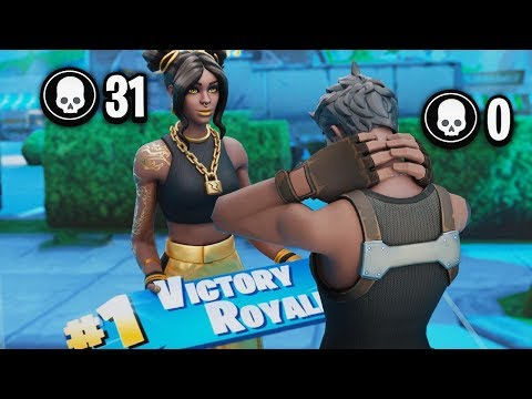 31 Kills And I Let This Player Win...
