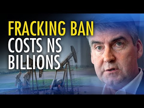 Sheila Gunn Reid: Nova Scotia fracking ban forfeits $40B in wealth
