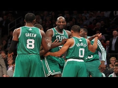 bbeb798b490 Boston Celtics 2012-2013 Playoff Highlights - YouTube