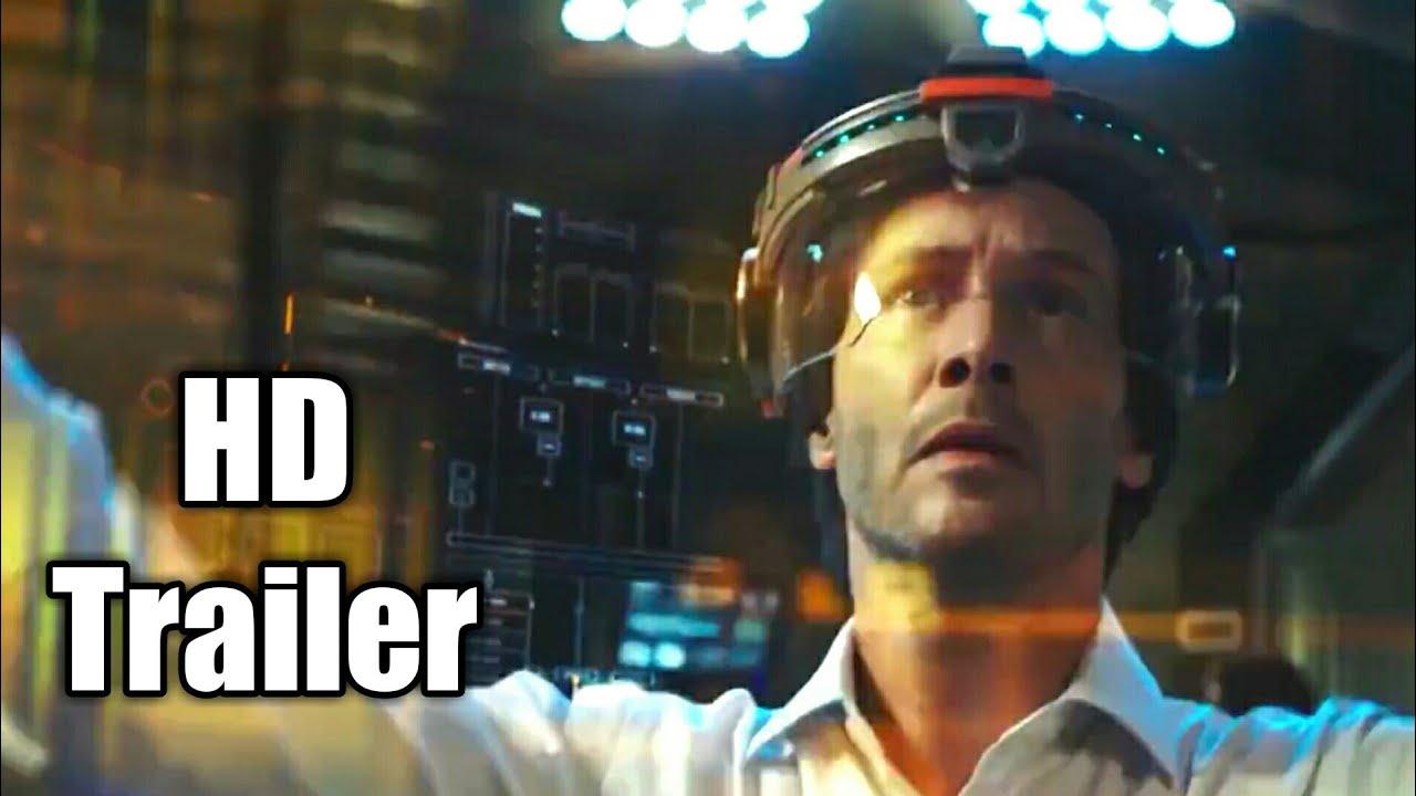 Download REPLICAS Trailer    2 NEW 2018 Keanu Reeves Sci Fi Movie HD