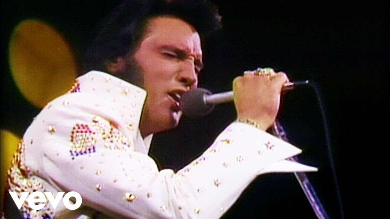 Elvis Presley - Burning Love (Aloha From Hawaii, Live in Honolulu, 1973)