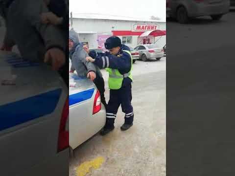 Авария возле вокзала Альшеевский район село Раевский