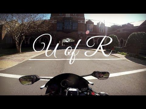 Riding Around University of Richmond