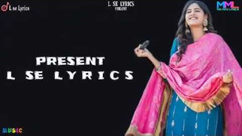 A To Z Tere Sare Yaar Jatt Aa Lyrics Song | 8 Parche Full Video Song Baani sandhu