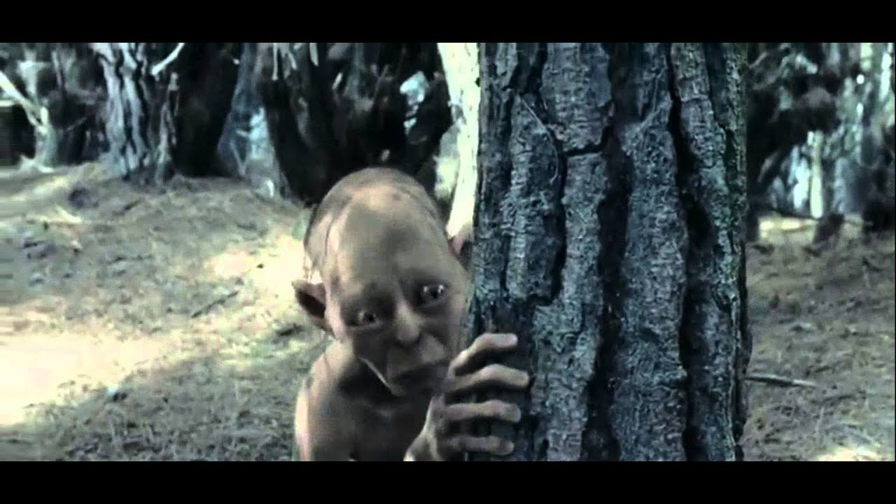 The Lord of the Rings 2 ตอน กอลัม คิดก่อกบฏ