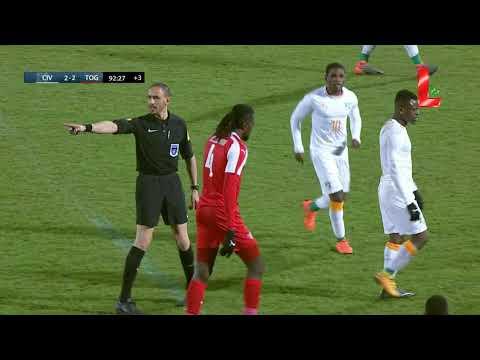 Côte d'Ivoire 2 - 2 Togo (24.03.2018 // by LTV)
