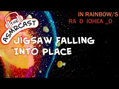 ASMR Lyrics: Radiohead (In Rainbows) Jigsaw Falling Into Place 09 (A Layered ASMR Cover)