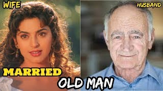 Top Bollywood Actresses Married Older Man 2019 || Huge Difference In Age of Couple