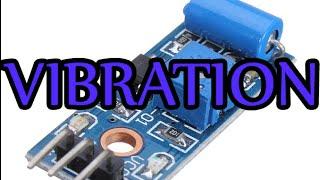 SW-420 NC Type Vibration Sensor Module for Arduino from BangGood