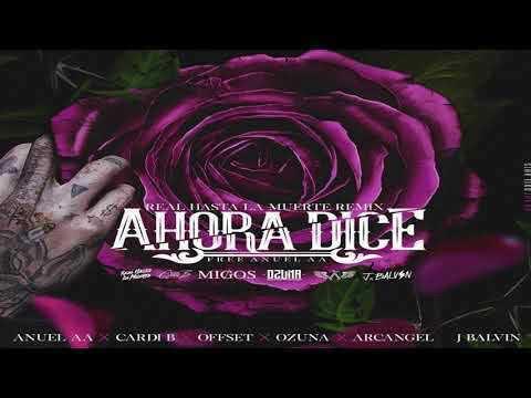 Ahora Dice Real Hasta La Muerte Remix Clean Audio