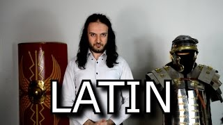 Latin - Historical Presentation and Pronunciation Tutorial