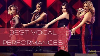 Fifth Harmony - Best Vocal Performances