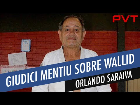 Mestre Saraiva Esclarece Treino Polêmico De Giudici E Wallid