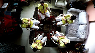 Thomas Morley - Now is the Month of Maying - Crumhorn Consort