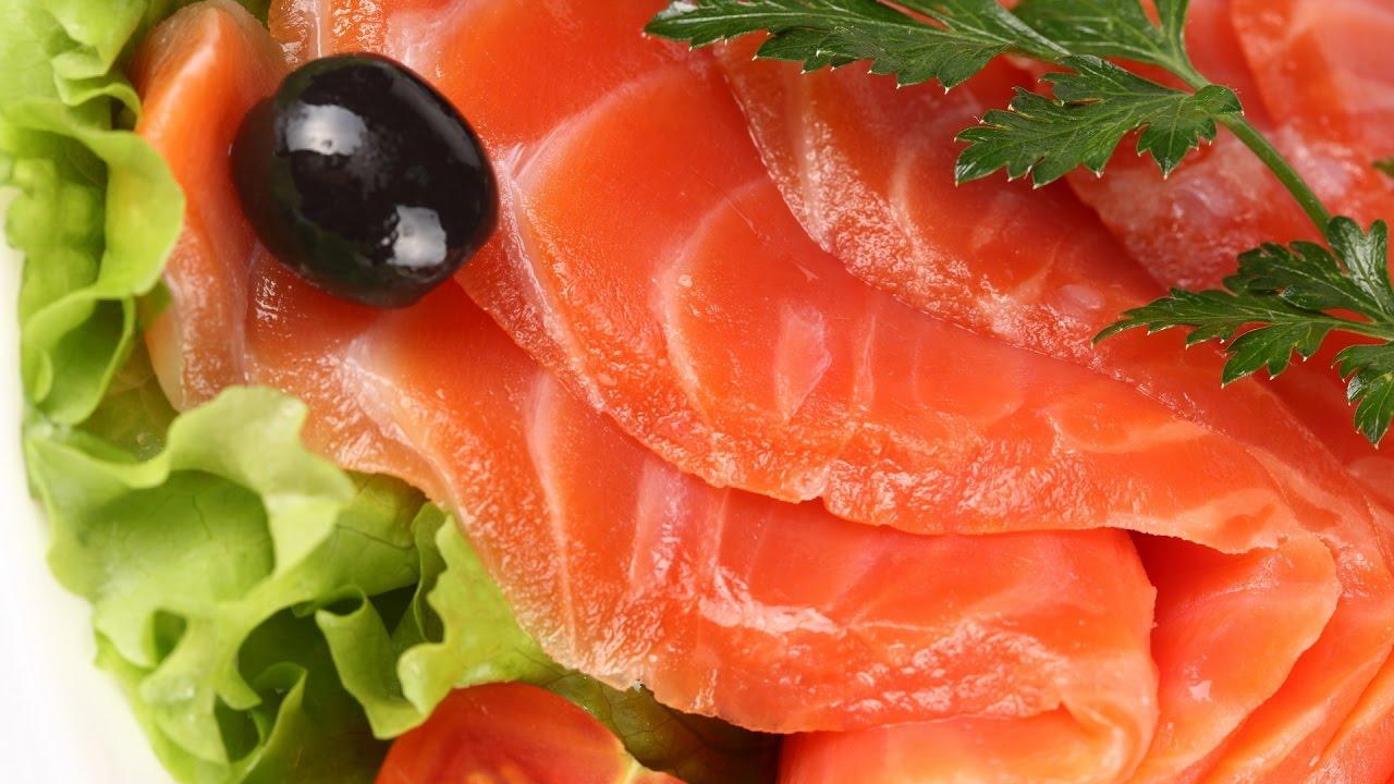 как приготовить заливное из лосося