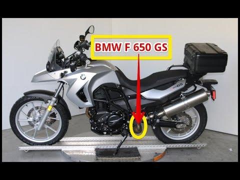 Bmw F 650 Gs Youtube