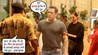 All Bollywood Celebrities Denyed ENTRY By Security@Mumbai Airport-Salman,Deepika,SaraAliKhan,Jhanvi