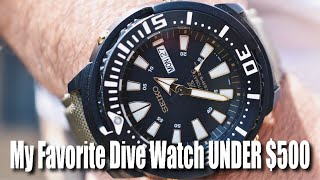 My Favorite Dive Watch UNDER $500!