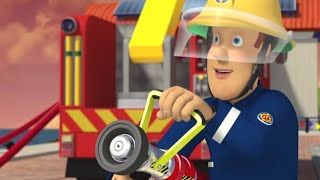 Fireman Sam US 🌟Officer Sam Standing By! 🔥New Episodes 🔥Fireman's Big Rescues 🌟Kids Cartoons