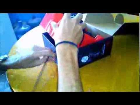 unboxing de los audifonos (SOLIC) HEADPHONES SLR-999DJ ...