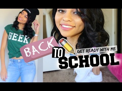 back-to-school:-hair,-makeup-&-outfit