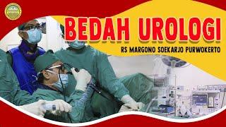 Profil Urologi di Rumah Sakit Margono.