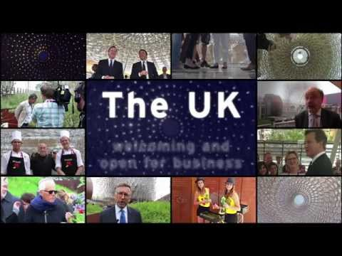 The UK at Milan Expo 2015: Highlights