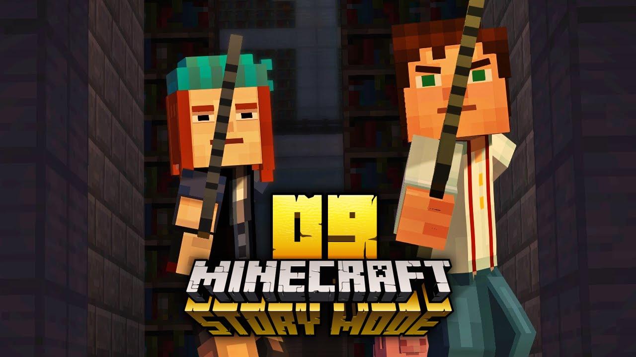 MINECRAFT STORY MODE Total Mega Epischer Bosskrampf - Minecraft story mode deutsch spielen
