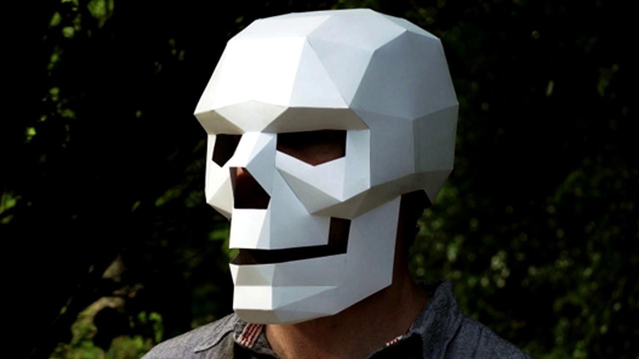 Шлем из картона своими руками схема фото 348