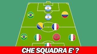 INDOVINA la SQUADRA CHALLENGE! ⚽ Quiz Di Calcio 2018