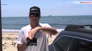 See the INNO Locking Kayak, Canoe, SUP & Surf Rack in Action