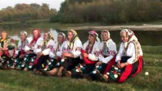 "Ukrainian folk song ""Oy, sama ya sama"" (Ой, сама я сама)"
