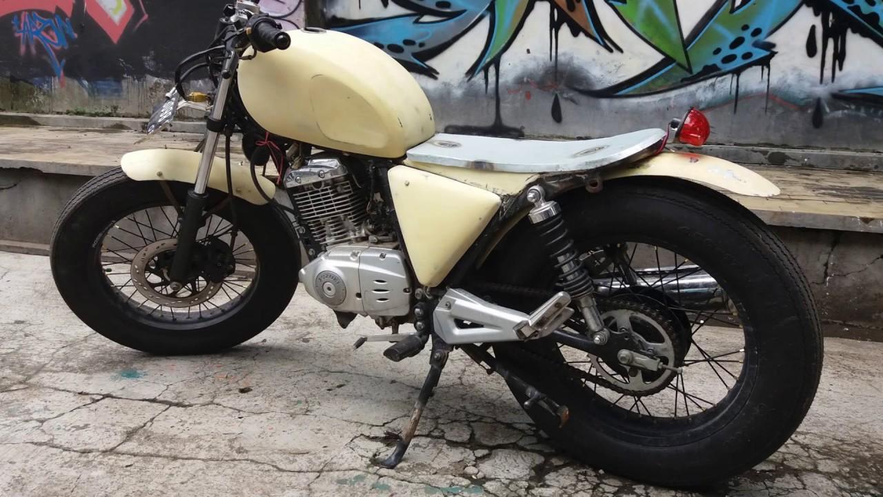 Thunder Japstyle Bratstyle Bobber By Wrc Garage Hp 082242461234